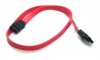 SATA, Harddisk cable, Red - Please click to download the original image file.