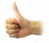 Thumb up, Best, Hand - Please click to download the original image file.