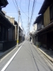 Japanese street, Road, Kyoto - Please click to download the original image file.