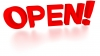 OPEN!, Word, 3D - Please click to download the original image file.